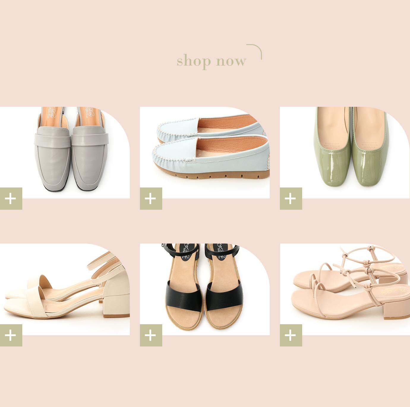 春季新款女鞋 樂福鞋 健走鞋 休閒鞋 跟鞋 涼鞋推薦