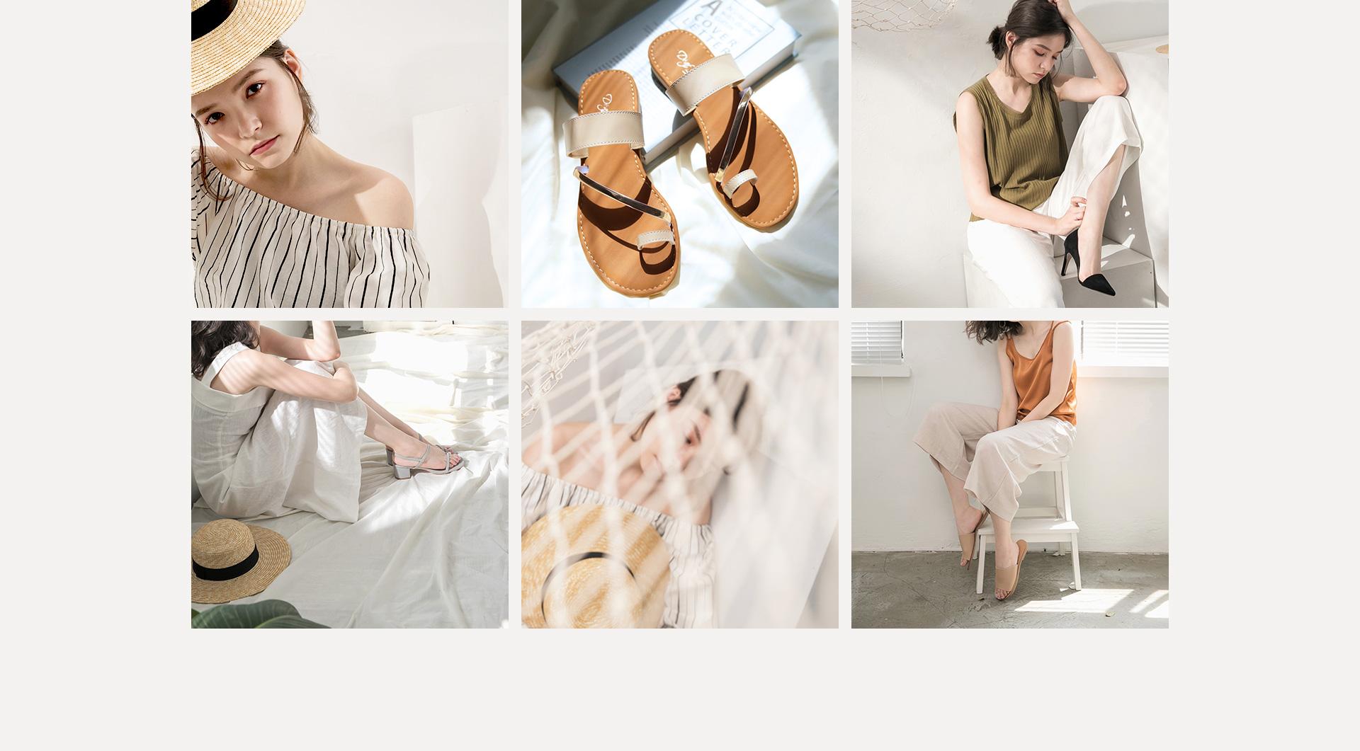 D+AF 2018春夏新款女鞋2