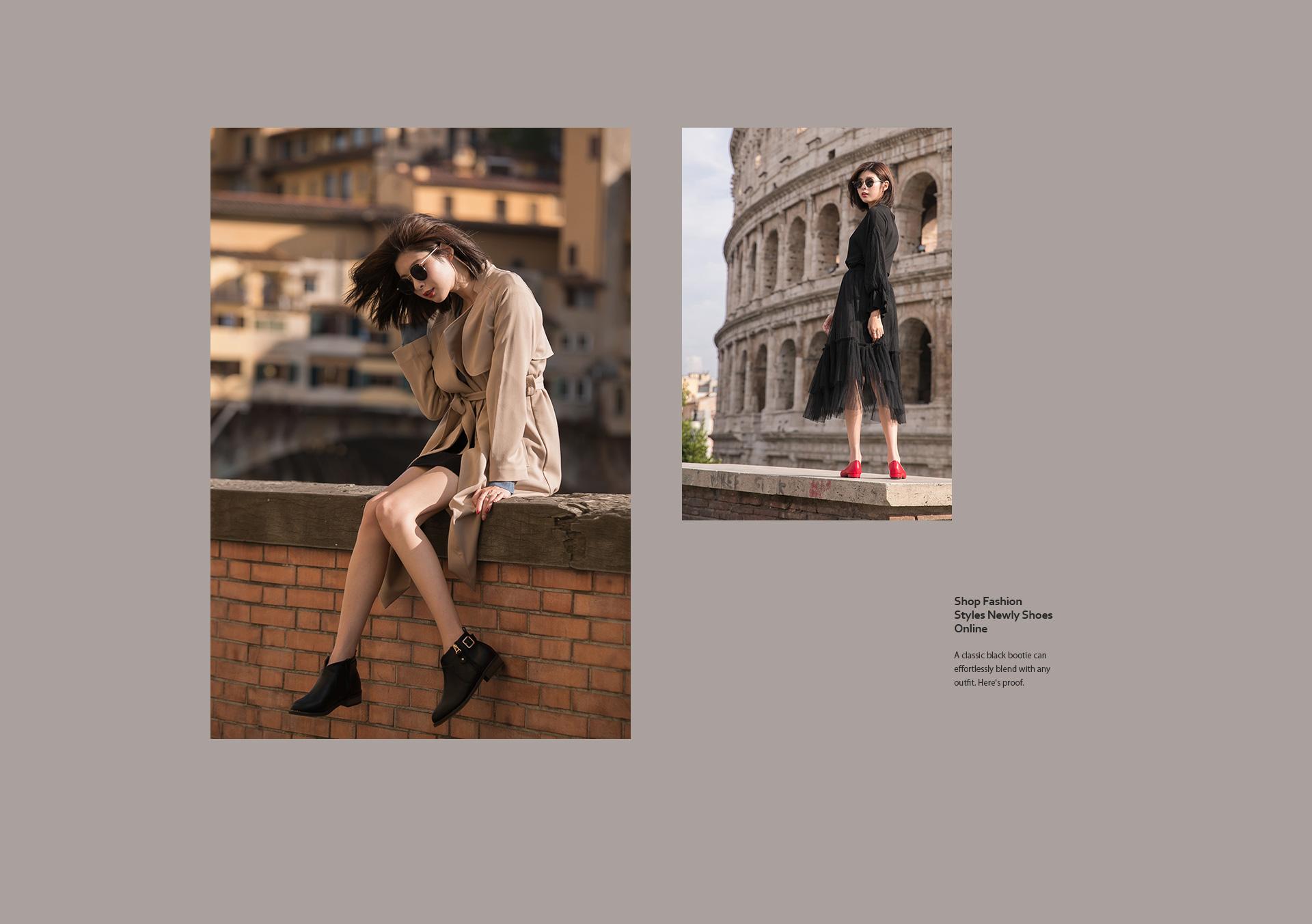 D+AF 秋冬義大利女鞋靴拍攝特輯02
