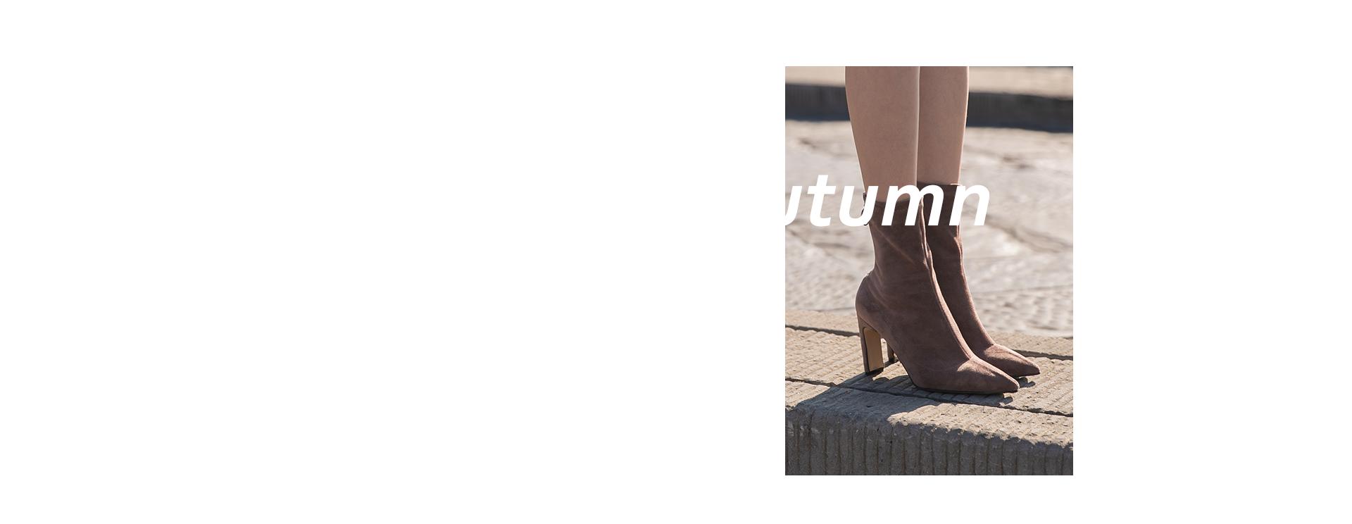 D+AF 秋冬女鞋靴義大利拍攝特輯02