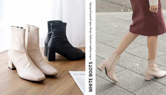 不可錯過!潮流新寵「白靴」,時髦又百搭
