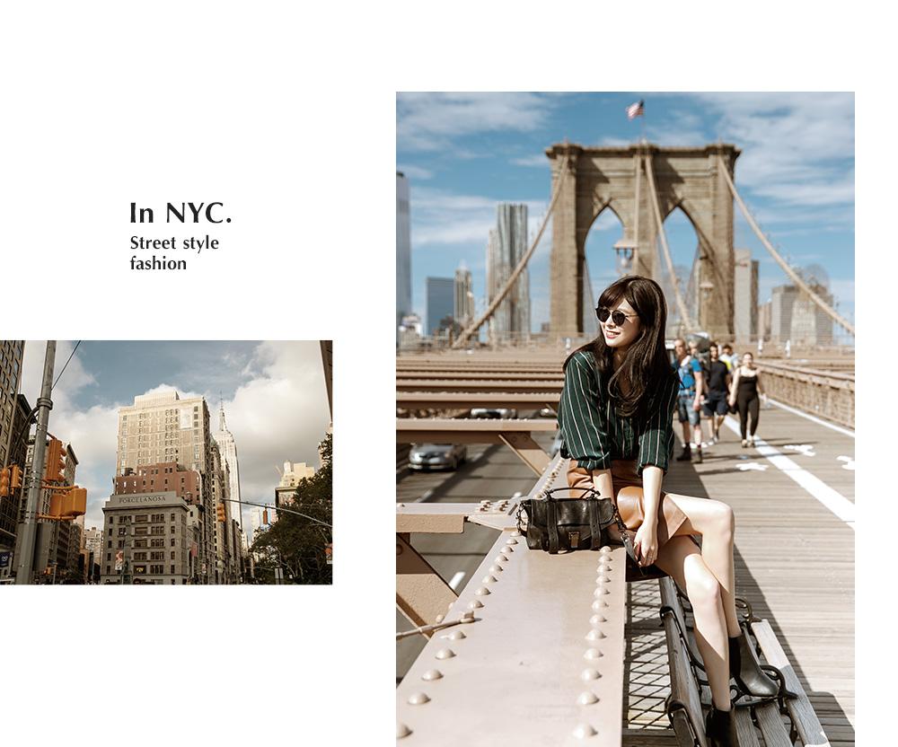D+AF紐約拍攝秋冬新款鞋靴