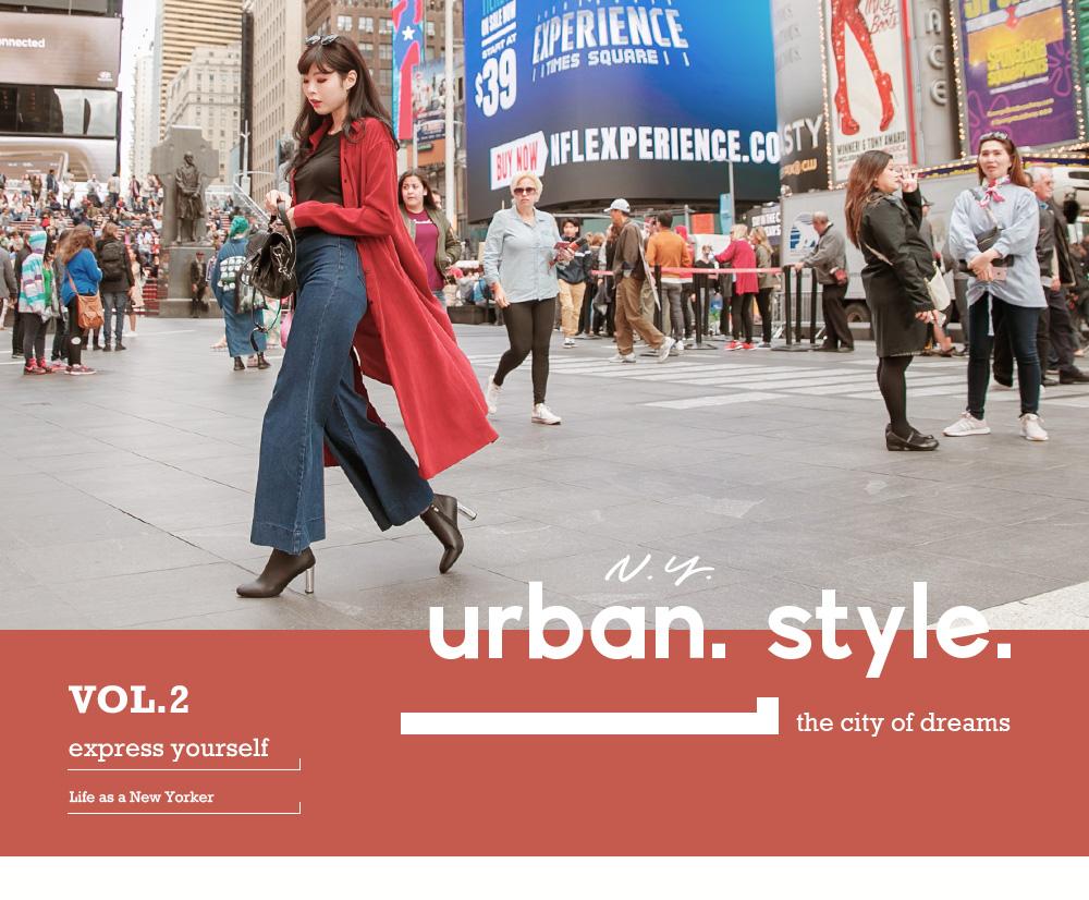 D+AF紐約拍攝特輯秋冬女鞋女靴