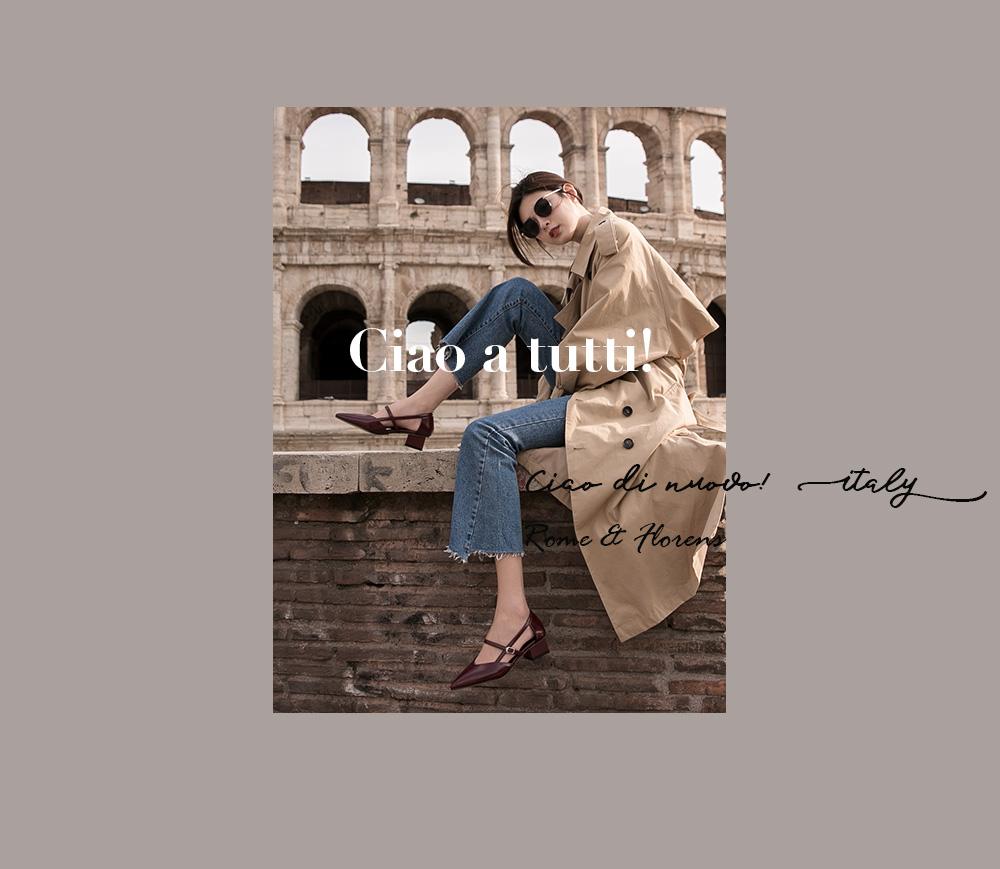 D+AF 秋冬義大利女鞋靴拍攝特輯01
