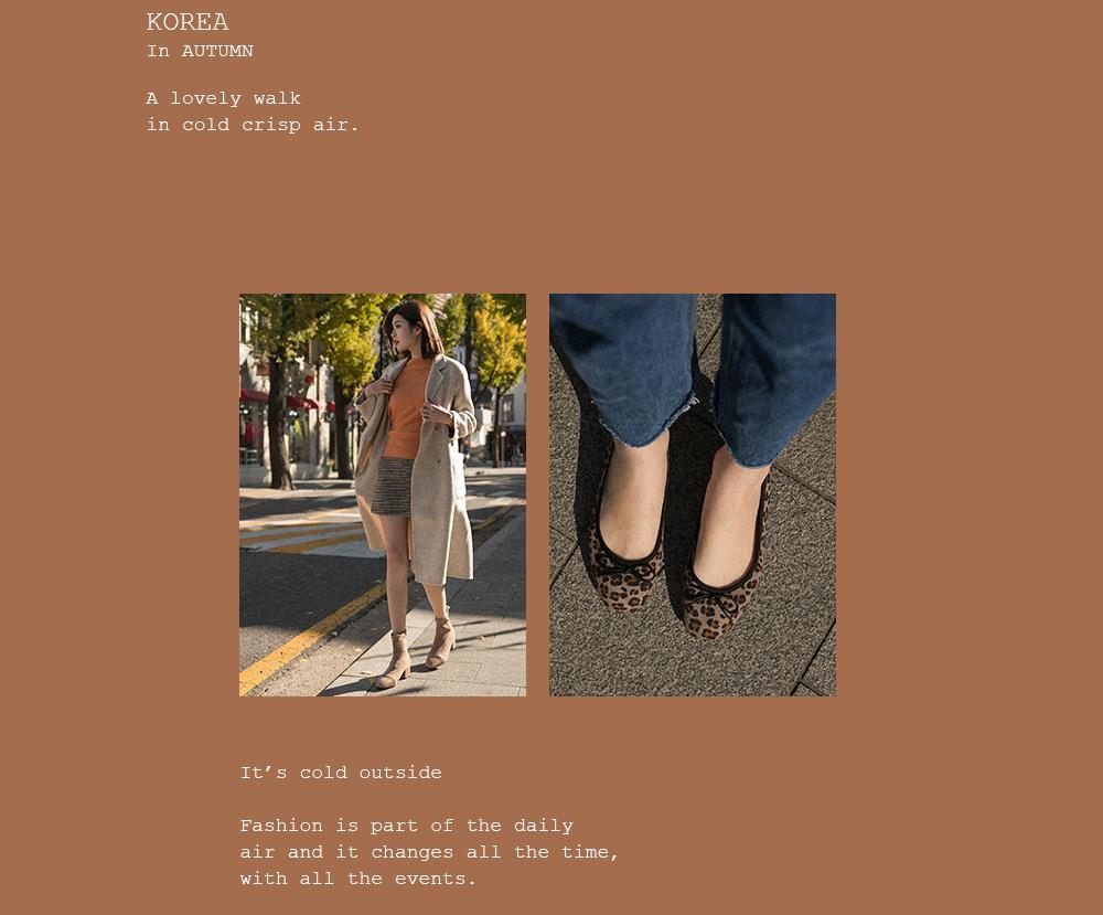 D+AF 韓國拍攝特輯 秋冬鞋款 短靴 娃娃鞋